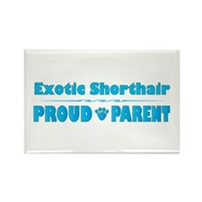 Shorthair Parent Rectangle Magnet