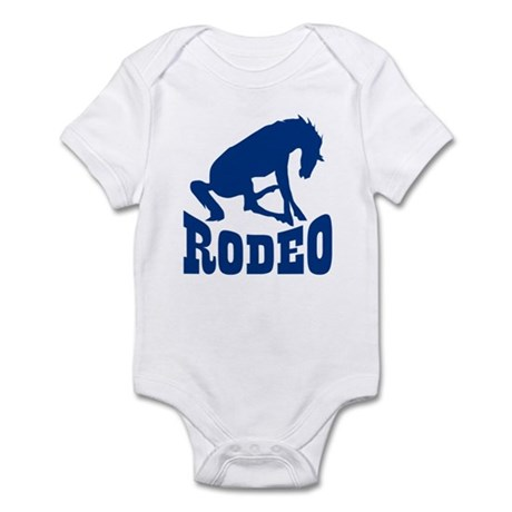 Blue Rodeo Infant Bodysuit