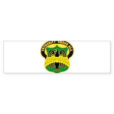 USA 22nd Military Police Battalion Bumper Bumper Sticker