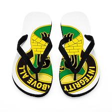 USA 22nd Military Police Battalion Flip Flops