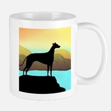 Funny Greyhound Mug