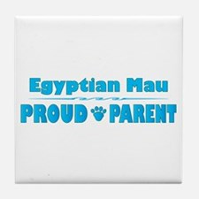Mau Parent Tile Coaster