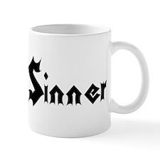 """Sinner"" Mug"