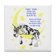 Great Dane Harle Twinkle Tile Coaster