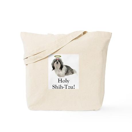 Holy Shih-Tzu! Tote Bag