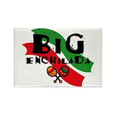 Big Enchildada Rectangle Magnet (10 Pack) Magnets