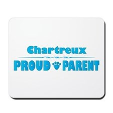 Chartreux Parent Mousepad