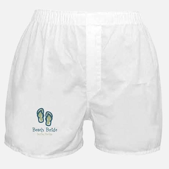 Personalize Flip Flops Boxer Shorts