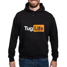Tug Life - Porn Addict Hoodie