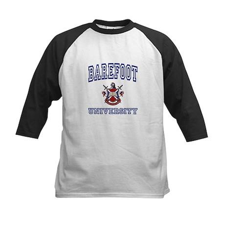 BAREFOOT University Kids Baseball Jersey
