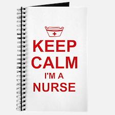 Keep Calm Nurse Journal