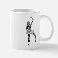Cute Cylon in a Tutu Mugs