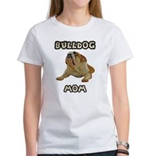 Unique Animals english bulldog Tee