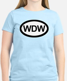 WDW Oval T-Shirt