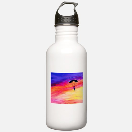 Unique Skydiving Water Bottle