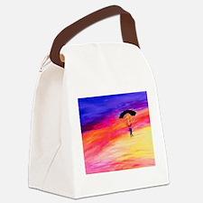 Unique Skydive Canvas Lunch Bag