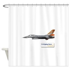 f16_31sqn_ntm.png Shower Curtain
