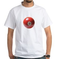 Cute Billiard ball 3 Shirt
