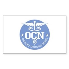 Oncology Certified Nurse Decal