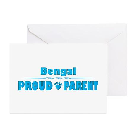 Bengal Parent Greeting Cards (Pk of 10)