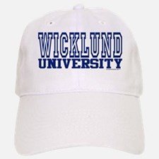 WICKLUND University Baseball Baseball Cap