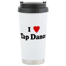 Cute I love dance Travel Mug