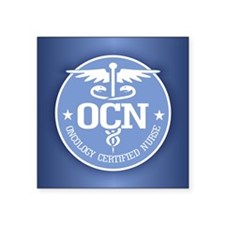 Oncology Certified Nurse Sticker