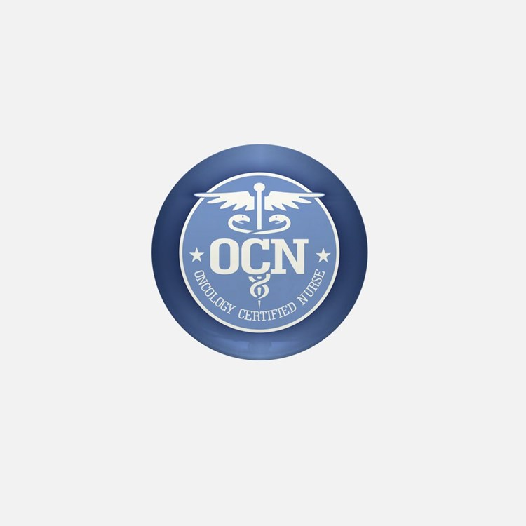 Oncology Certified Nurse Mini Button