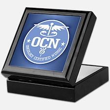 Oncology Certified Nurse Keepsake Box