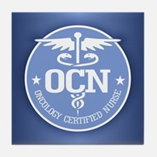 Oncology Certified Nurse Tile Coaster