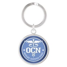 Oncology Certified Nurse Keychains