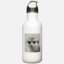 Meerkat001 Water Bottle