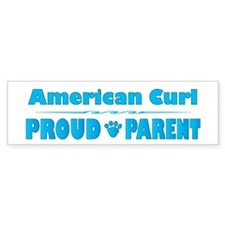 Curl Parent Bumper Bumper Sticker