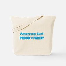 Curl Parent Tote Bag