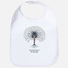 We Are Seeds Bib