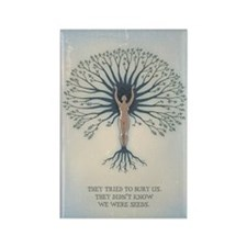 We Are Seeds Rectangle Magnet (100 pack)