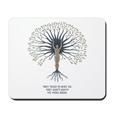We Are Seeds Mousepad