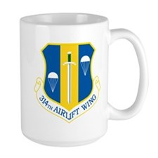 314th Airlift Wing Mugs