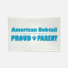 Bobtail Parent Rectangle Magnet