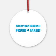 Bobtail Parent Ornament (Round)