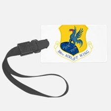 166th Airlift Wing.png Luggage Tag