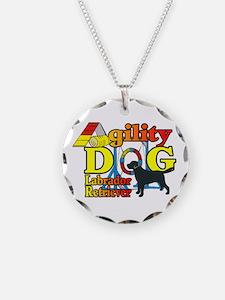 Labrador Retriever Agility Necklace