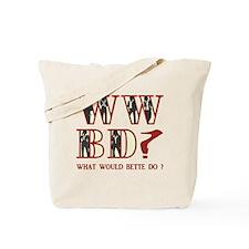 WWBD? Tote Bag