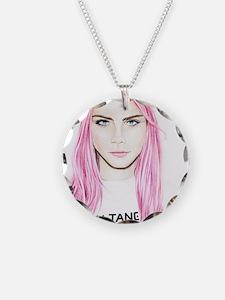 Pink Cara Necklace