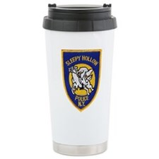 Unique New york police Stainless Steel Travel Mug