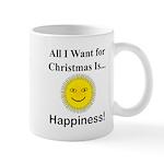 Christmas Happiness Mug