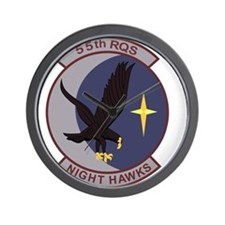 55th Rescue Squadron.png Wall Clock