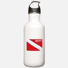 Muff Diver Water Bottle