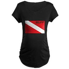 Muff Diver Maternity T-Shirt