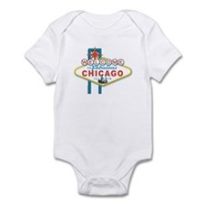 Fabulous Chicago Infant Bodysuit